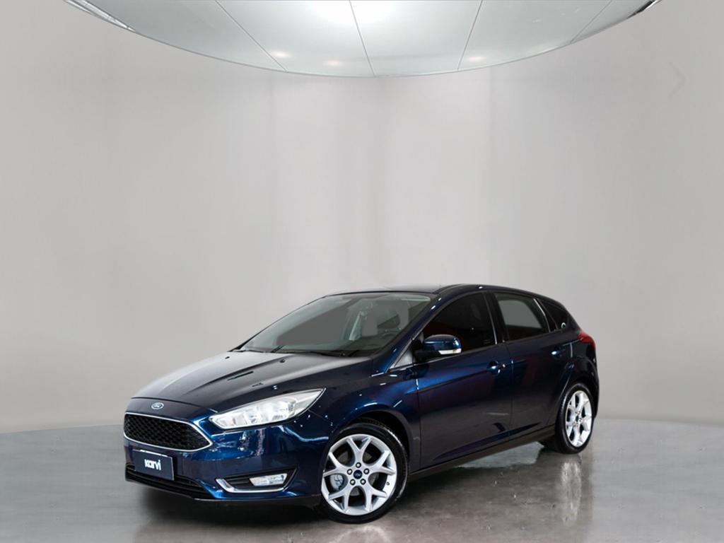autos usados certificados Ford Focus L/16 2.0 5 P Se Plus Power