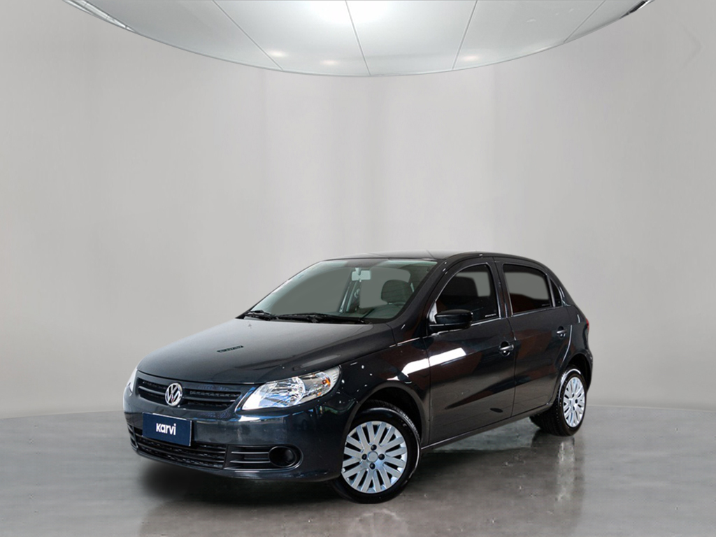 autos usados certificados Volkswagen Gol 1.6 5 P Trend Pk 3