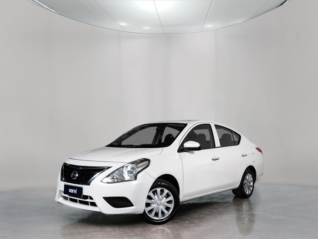 autos usados certificados Nissan Versa 1.6 Sense Pure Drive Aut L18