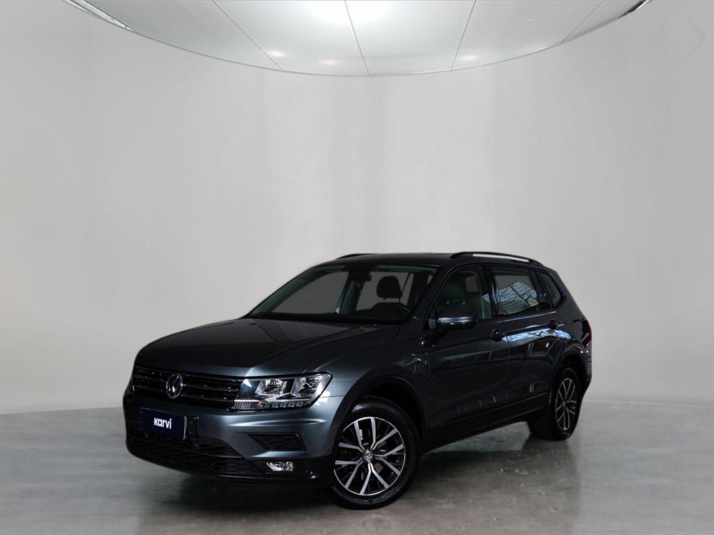 autos usados certificados Volkswagen Tiguan Allspace 1.4t Trendline Aut