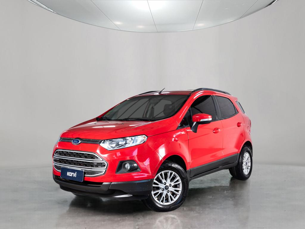 autos usados certificados Ford Eco sport 1.6 Se L/13