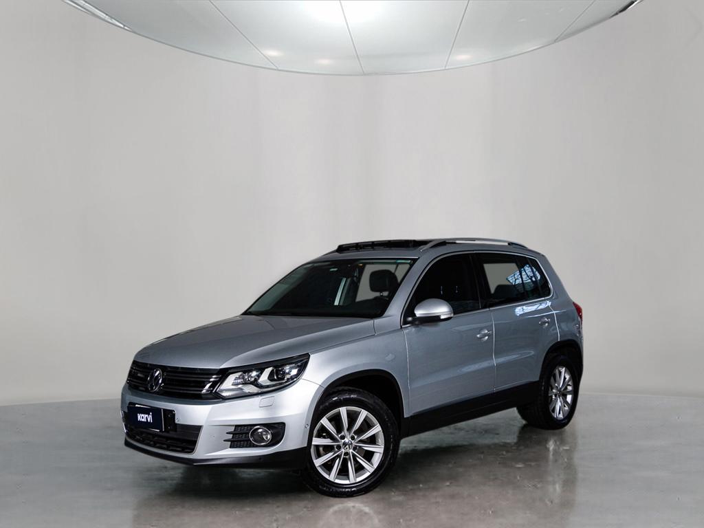 autos usados certificados Volkswagen Tiguan 2.0 Tsi Premium L/12