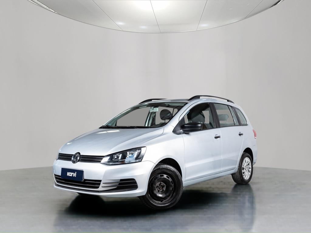 autos usados certificados Volkswagen Suran 1.6 Comfortline L/15