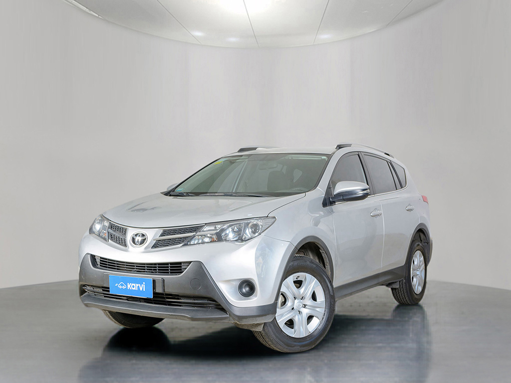 Toyota Rav 4 2.4 5 P L/13 4x2 Aut