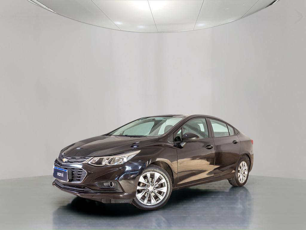 autos usados certificados Chevrolet Cruze 1.4 4 Ptas Lt