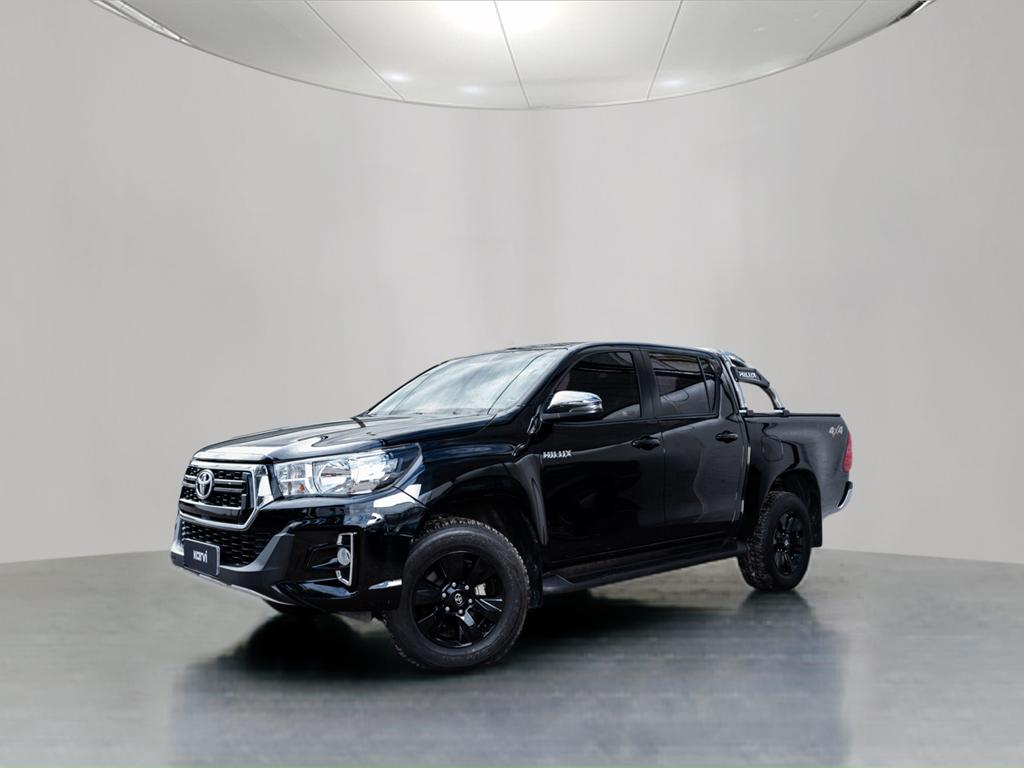 autos usados certificados Toyota Hilux L/16 2.8 Dc 4x4 Tdi Srv Aut