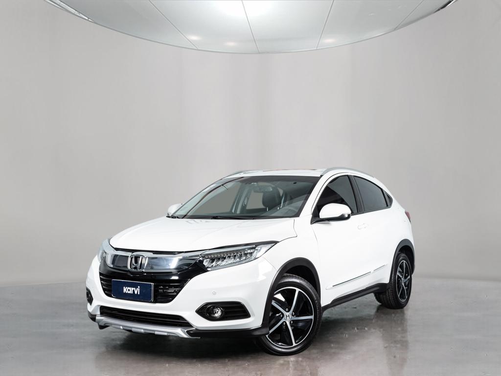 autos usados certificados Honda Hrv Hr-v 1.8 Exl Cvt L/19