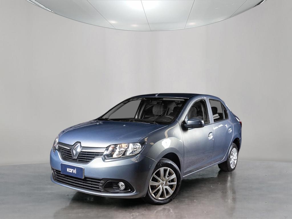 autos usados certificados Renault Logan Ii 1.6 8v Expression