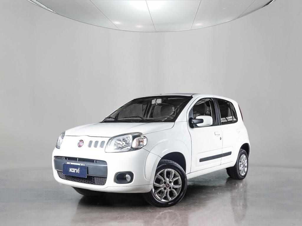 autos usados certificados Fiat Uno 1.4 5 Ptas Attractive