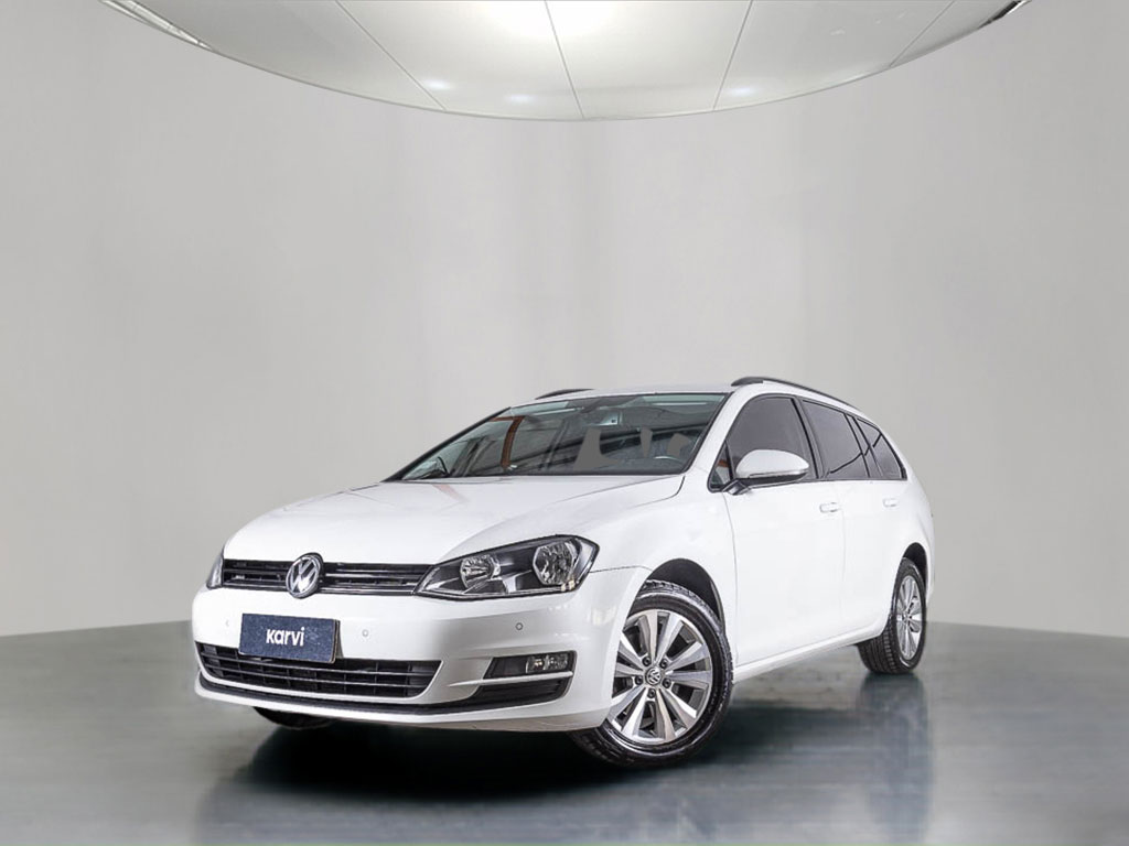 autos usados certificados Volkswagen Golf Vii 1.4 Tsi Variant Comfor