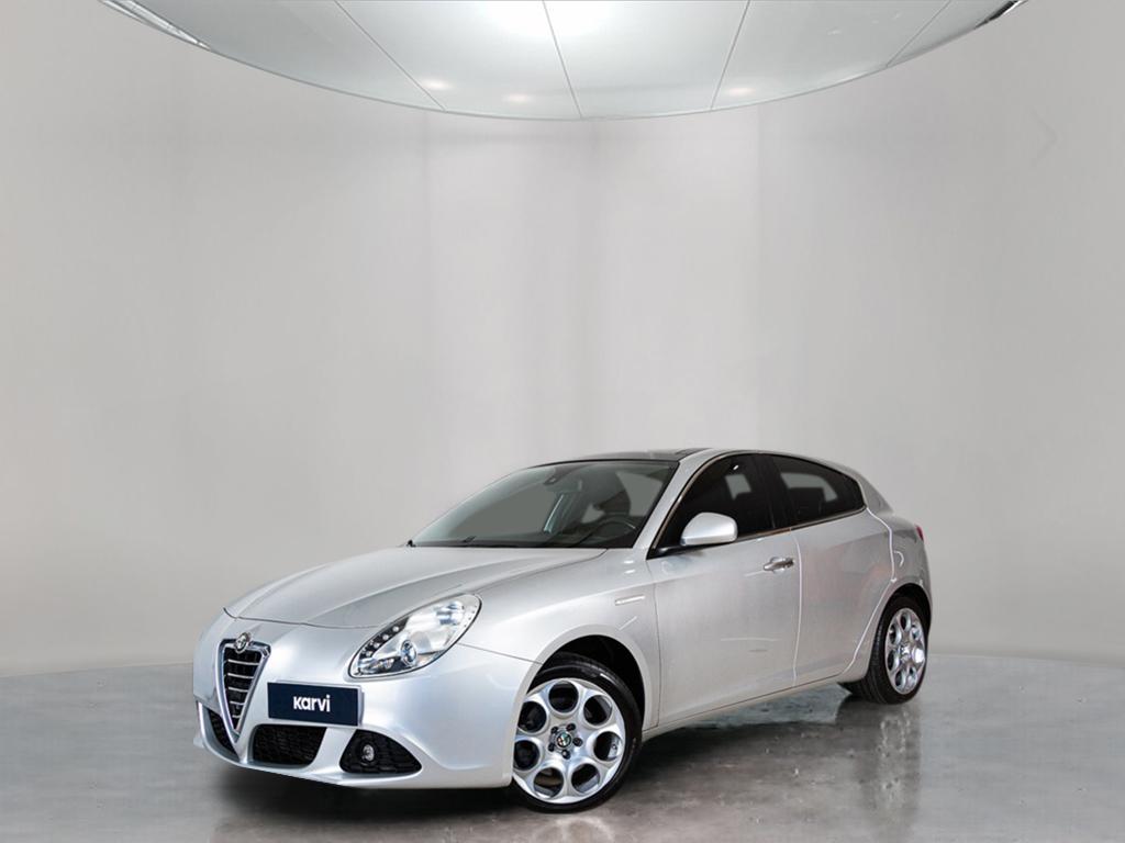 autos usados certificados Alfa romeo Giulietta 1.4 Distinct 170cv Tc