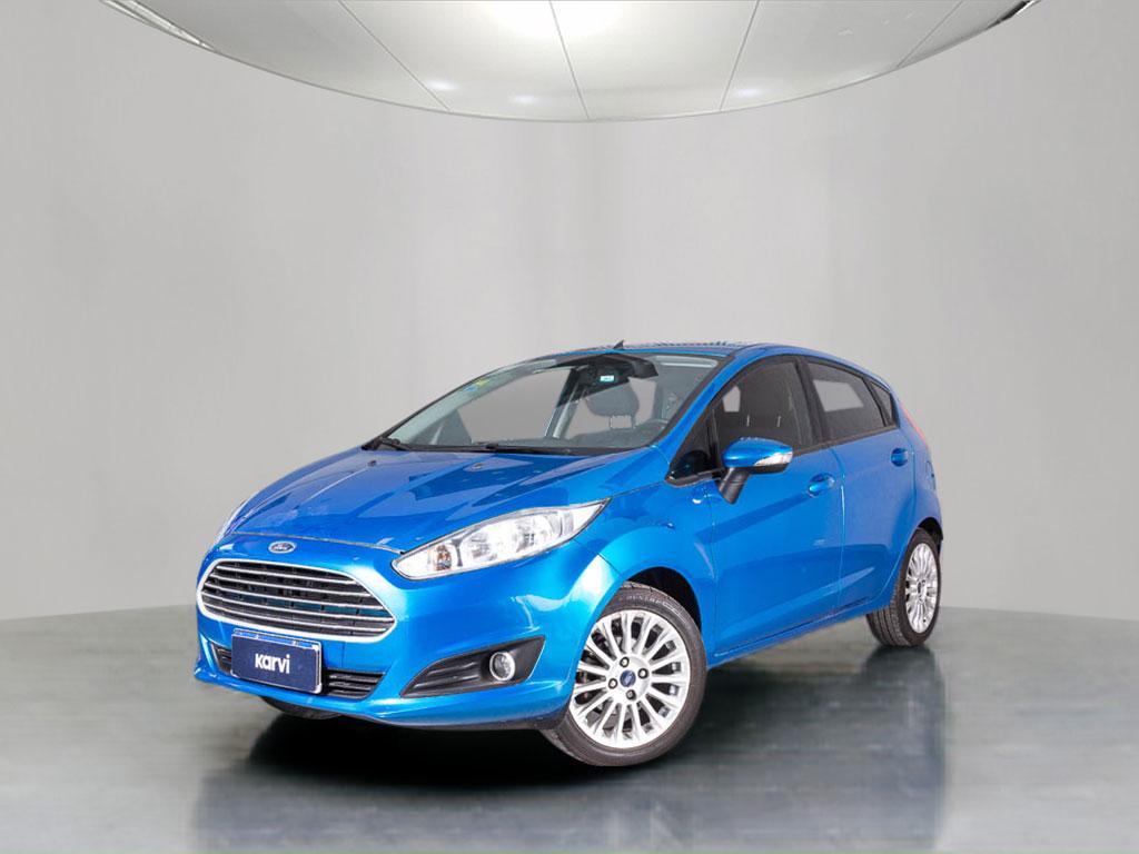 autos usados certificados Ford Fiesta 1.6 5p Se (kd)