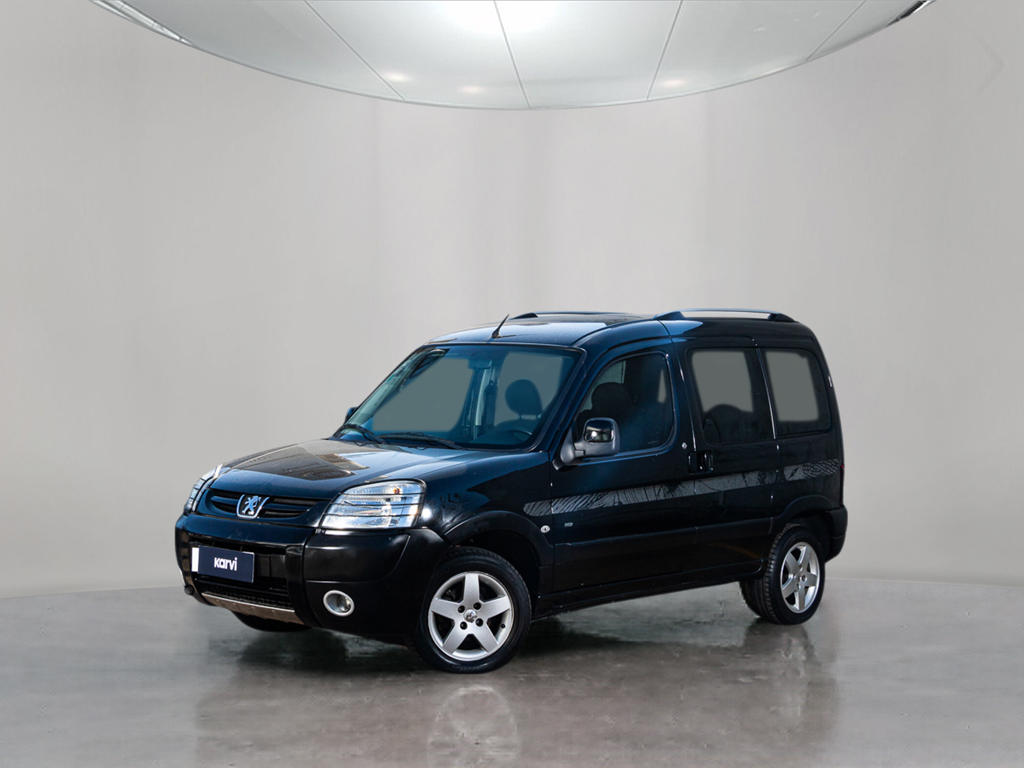 autos usados certificados Peugeot Partner Pata. 1.6hdi Vtc L10/17