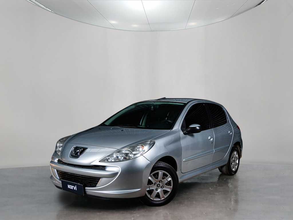 autos usados certificados Peugeot 207 Compact 1.4 4 P Xs//allure