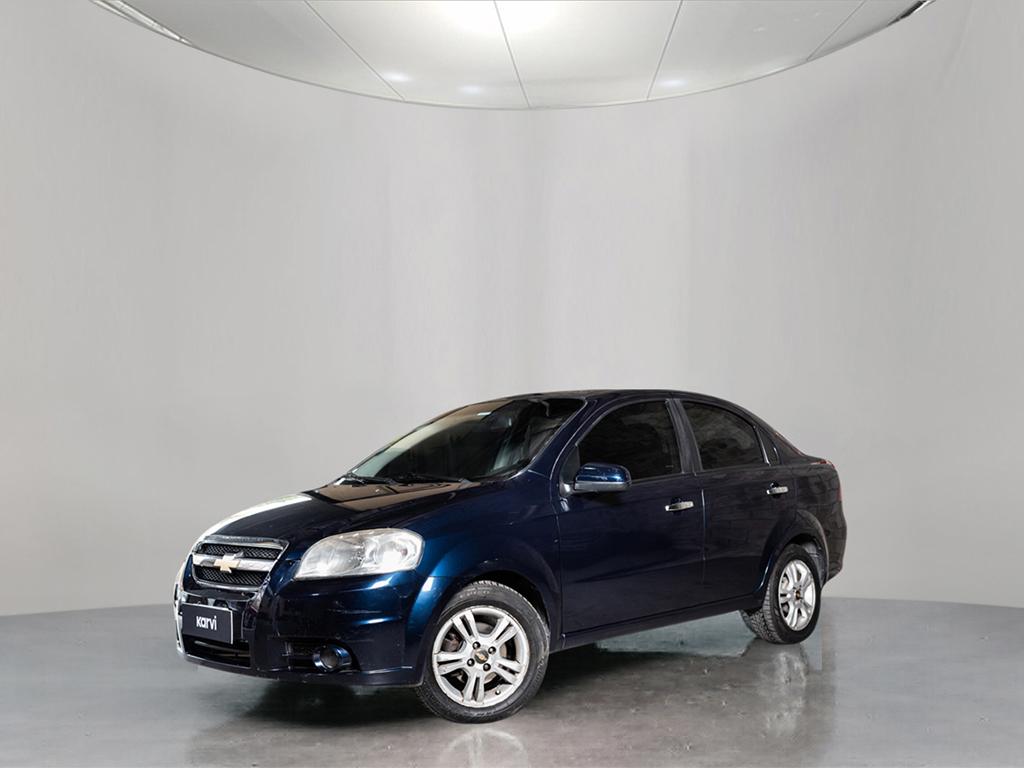 autos usados certificados Chevrolet Aveo 1.6 Lt G3